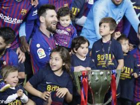 西甲大结局:巴塞罗那卫冕西甲冠军,西班牙人搭上欧联末班车