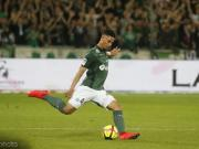Goal:阿森纳考虑签下年轻中卫萨利巴,转会费可达2500万镑