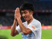 何宇鹏:为大连进球是从小的梦想;自己要多积累经验