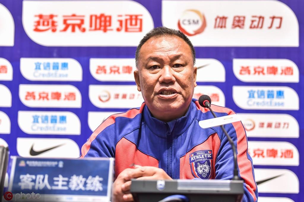 官方:张军将不再担任陕西主教练