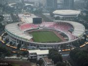 網傳國足在廣州的兩場比賽開球時間均為19:35,最低票價30元