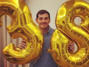 卡西发推祝自己生日快乐:生病20天依然面带笑容