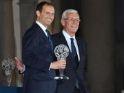 里皮:波切蒂诺和萨里是注册尤文新帅的彩票理想人选;C罗做得很出色