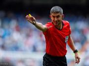 國王杯決賽主裁判公布:溫迪亞諾-馬連科生涯最后一次執法