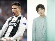 王源抽烟人设崩塌,足球明星也会这样么?