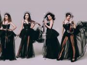 特别来宾,乌克兰女子弦乐团将在欧冠决赛前献上表演