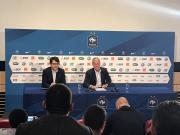 德尚:我不会给格列兹曼建议;法国队对博格巴有更多要求