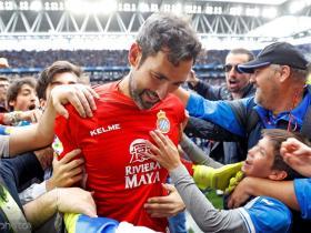 打满38轮,迭戈-洛佩斯成为本赛季西甲唯一全勤球员