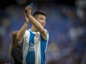 西甲末轮MVP评选,武磊获55900得票数遥遥领先