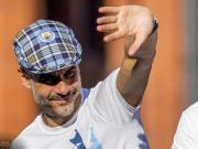 意大利电台记者:瓜迪奥拉将执教尤文,交易已完成