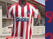 创造与征服,马竞官方发布新赛季主场球衣