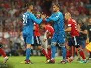 图片报:乌尔赖希训练中受伤,诺伊尔有望德国杯决赛及时复出