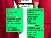 葡萄牙欧国联大名单:C罗领衔,若昂-菲利克斯入选