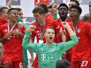 德国天空体育:诺伊尔能够在德国杯决赛时出场