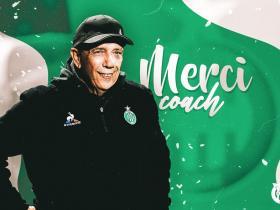 官方:圣埃蒂安主帅加塞特本赛季结束后离任