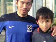 长友佑都:久保建英几年前还是小学生就和他约定一起进国家队
