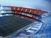 巴萨公布国王杯决赛TIFO:所有人团结一心,我们是巴萨