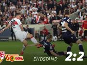 德甲升降级附加赛首回合:斯图加特2-2柏林联合