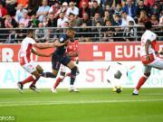 巴黎1-3客负兰斯,布冯遭巴巴穿裆破门,姆巴佩