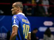 里瓦尔多:当年我在巴萨过得很满意,没考虑转会曼联的可能