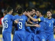 意大利U21欧青初选名单:梅雷特、洛卡特利和库特罗内入选