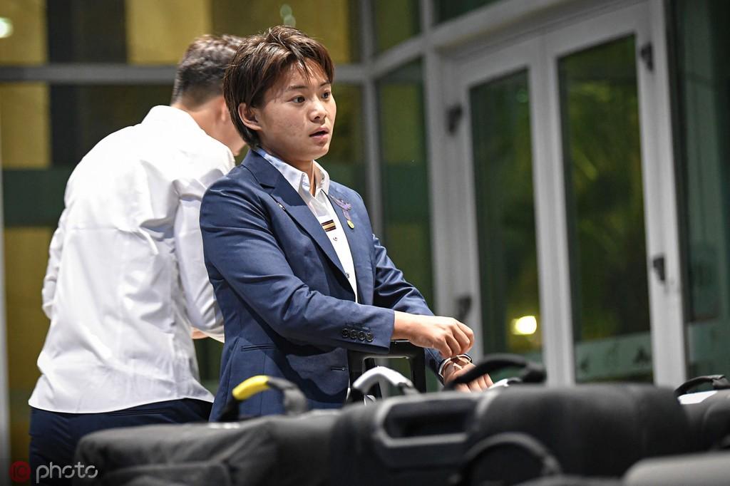 王霜:希望赶紧到法国,赶紧站在世界杯的赛场上