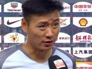吴龑:我们在场上抑制住了对手,下半场把他们体能拖垮了