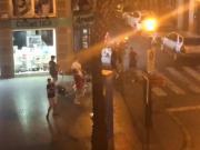 巴萨球迷与塞维利亚球迷发生冲突,20人被警方逮捕