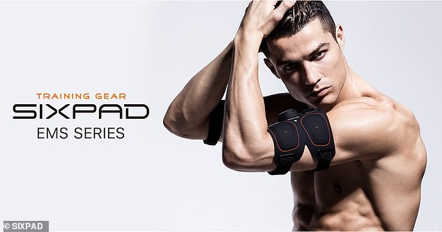 C罗代言产品被指虚假宣传:号称能增强肌肉,实际并不能