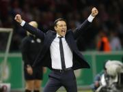 创纪录,尼科-科瓦奇率领不同球队连续两个赛季赢得德国杯