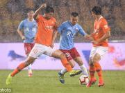 武汉2-1送天海三连败排名垫底,埃弗拉传射,巴普蒂斯唐建功