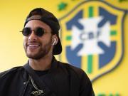 内马尔:迫不及待参加美洲杯,希望取得伟大的成绩