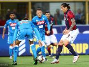 那不勒斯2-3博洛尼亚赛季收官,梅尔滕斯替补破门难救主