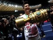 打入6球,莱万成为德国杯决赛历史射手王