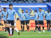 大连1-0送申花七轮不胜,哈姆西克处子球,王耀鹏争议手球