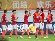 恒大1-0深圳落后国安五分,杨立瑜助韦世豪打入制胜球
