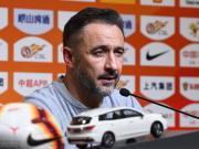 佩雷拉:球队配得上3分;将胜利献给上海这座城市