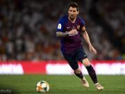 里瓦爾多:梅西進了這么多球,沒拿歐冠冠軍金球獎也該頒給他