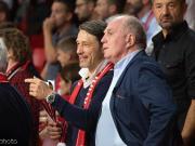 赫内斯:科瓦奇肯定会是下赛季拜仁主帅