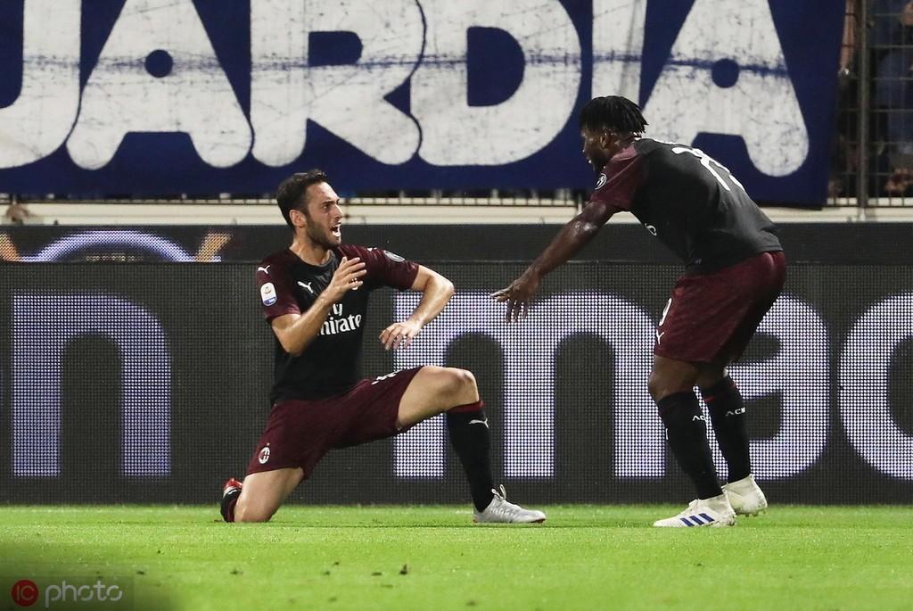 米兰3-2客胜位居第五无缘欧冠,凯西两射一传,多纳鲁马伤退