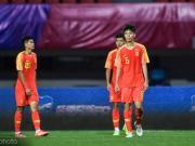 U18國足0-2泰國,國青門將把球撲進自家球門,何朕宇失空門