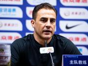 卡纳瓦罗:我们想拿足协杯冠军;第一场联赛就想上布格拉汗