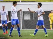 泰达3-2申鑫晋级足协杯八强,双方对飚世界波,阿奇姆彭失点