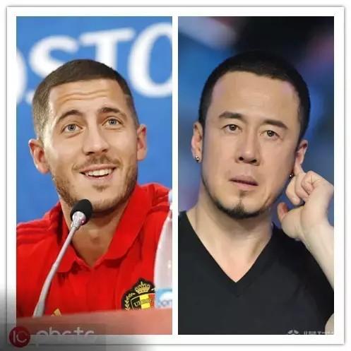 新闻大爆炸:杨坤是歌手,歌手要用话筒,所以左边的是杨坤