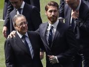 西班牙六台:拉莫斯已向弗洛伦蒂诺表态留队并希望在?#20107;?#36864;役