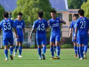 中超第12轮预备队综述:徐君大四喜申花4-0重庆,