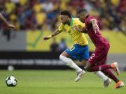 巴西足協官方:內馬爾腳踝韌帶斷裂,將錯過美洲杯