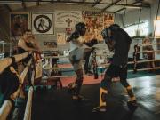 全面練習,拜仁中場桑切斯在葡萄牙學習泰拳