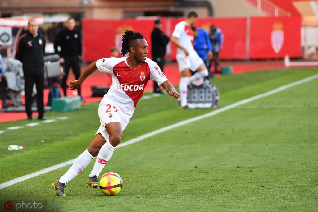 官方:摩纳哥签下马竞边锋热尔松-马丁斯,签约至2024年