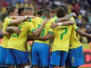 巴西7-0狂胜十人洪都拉斯,热苏斯梅开二度,阿